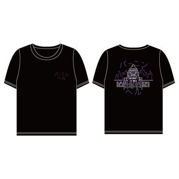 "【予約商品】Mars89""BURNING HELL"" Tee"