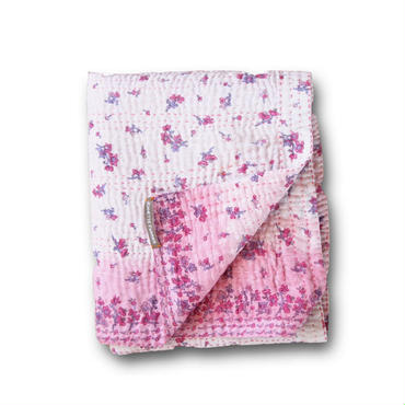 Jeanette farrier baby kantha ジャネットファリア ベビーカンタpink