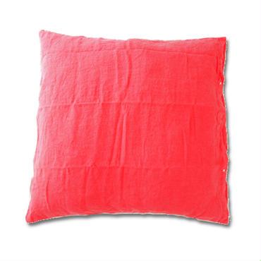 bed & philosophy ベッド&フィロソフィー スクエア リネン クッション stabilot 65x65cm 【中材なし】