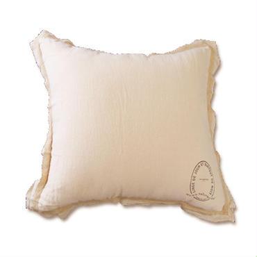 bed & philosophy ベッド&フィロソフィー レーススクエアクッション meil 65x65 【中材なし】