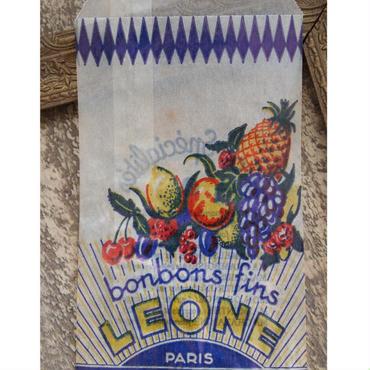 アンティーク キャンディー用ろう引き袋B