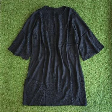 DAZZLE・Embroidery Dress(6P33000E)