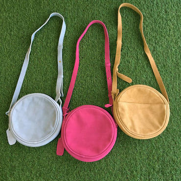 DAZZLE・Cow suede circle bag(6P38000E)