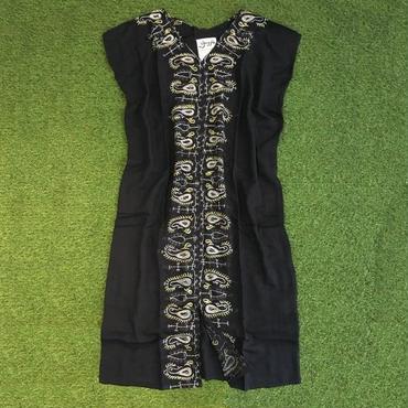 DAZZLE・Embroidery dress(6P33003E)