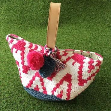 Manic Monday・2WAY Knit Tote(6P68000E)