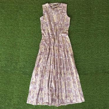 DAZZLE・Gothic Flower Dress(7S33009E)