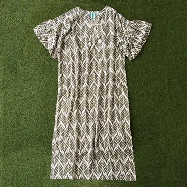 Manic Monday・Leafy Dress(7S63006E)