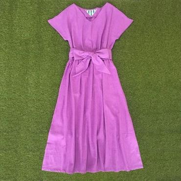Manic Monday・Linen Dress(7S63003E)