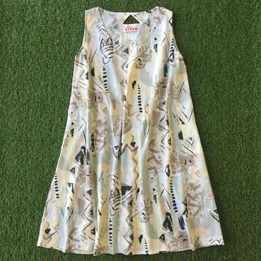 STEVIE・African Print Dress(7S23005E)