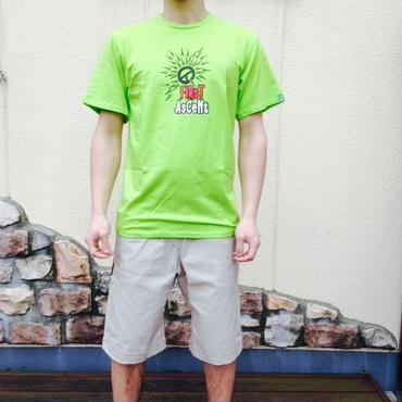 charko FIRST ASCENT  Tシャツ