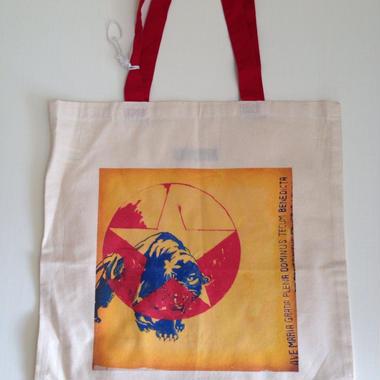 Tote bag panther 2