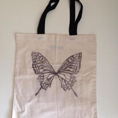 Clutch bag farfalla