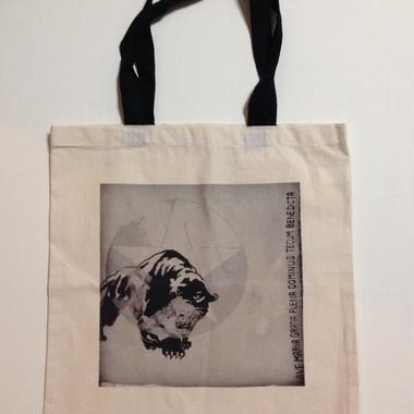 Tote bag panther 3