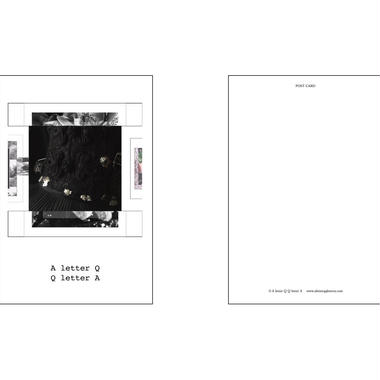 Postcards 「 mémoire 」