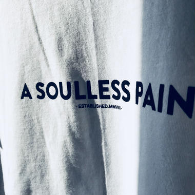 """""""A SOULLESS PAIN-Ⅱ"""" T-shirts"""
