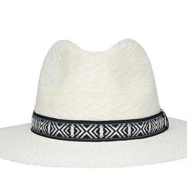 PIPER HAT IVORY