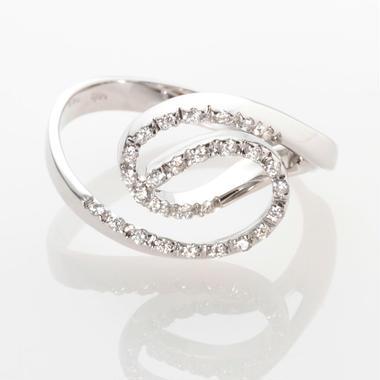 ローズ ダイヤモンドリング