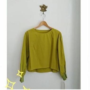 pistachio green P/O