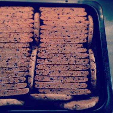 カカオの厚焼きクッキー(5個)