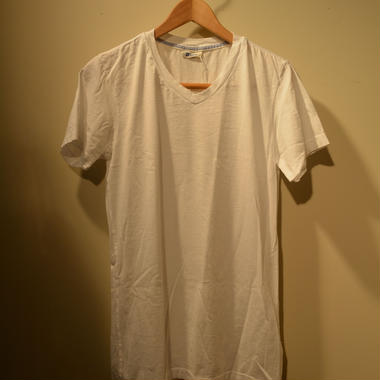 schiesser -josef- V‐neck (white)