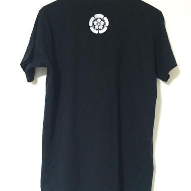 家紋Tシャツ(刺しゅう)