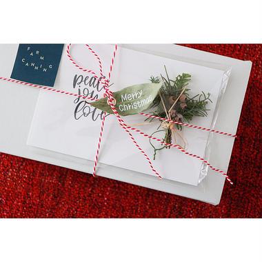 Christmas Gift Box / クリスマスギフトBOX *ご好評につき限定数量を増やしました(毎週木曜発送・12月21日最終発送予定)