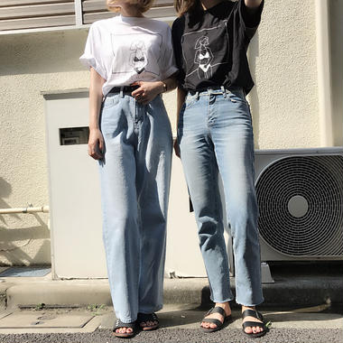 GIRL Tシャツ/2colors