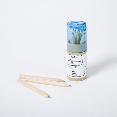色鉛筆(ブルー)