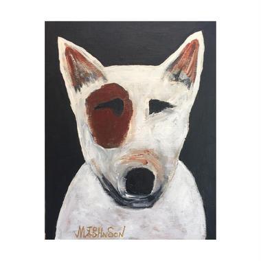 ブルテリア ドッグ  犬