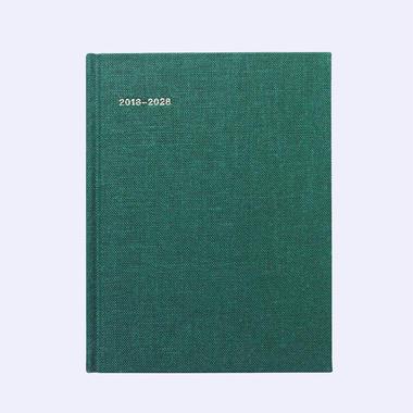 10年メモ(2018年版)グリーン