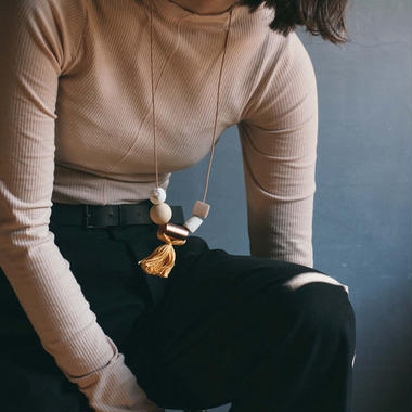 san meteo necklace