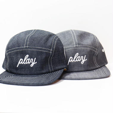 STOKED X P01  PLAY DENIM J CAP