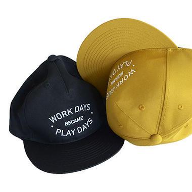 WORKPLAY CAP