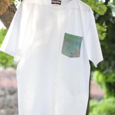 RISKY ×染 0658 BiGt-shirt(ポケット)