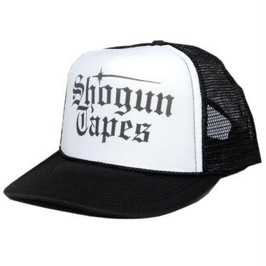 SHOGUN TAPES MESH CAP [B/W]