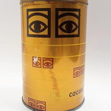 1970'sスウェーデン製/ヴィンテージカカオ缶ogen cacao