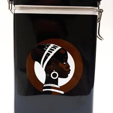 デンマーク製/ヴィンテージコーヒー缶
