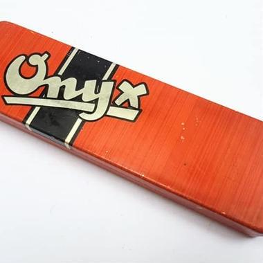 Onyx/ドイツ製ヴィンテージ鉛筆入れ(Stiftdose・筆箱)