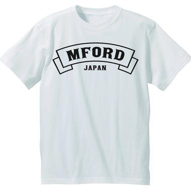M4D スプリングTシャツ(ホワイト)