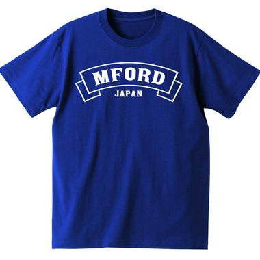 M4D スプリングTシャツ(インディゴ)