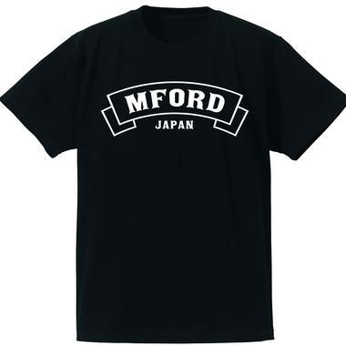 M4D スプリングTシャツ(ブラック)