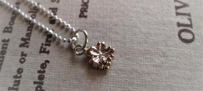 New!MizuSakura-水桜-  Necklace mini K10PG