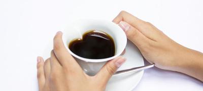 ハートコーヒーカップペア