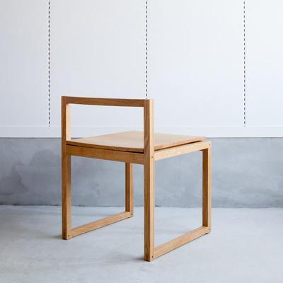 the Outline 02 armless chair