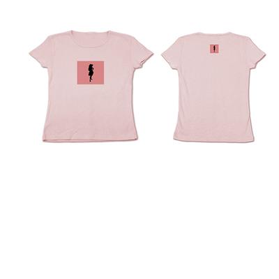 Pink Shadow T-shirts