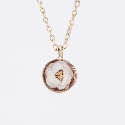 Viburnum Necklace Gold  (40cm)