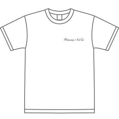 【Tシャツ】(M)otocompo×Kit Cat POPLOT TIMES 2016 TEE