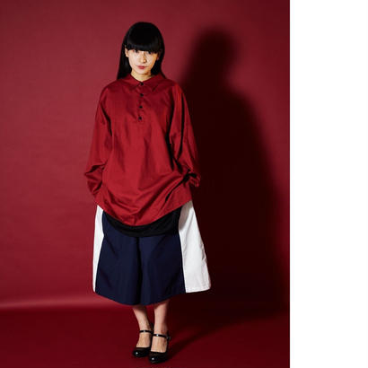蘭 Pullover shirt/3color