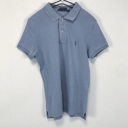 light blue polo shirt(Ralph Lauren)
