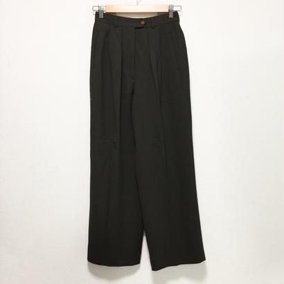 khaki wool  pants